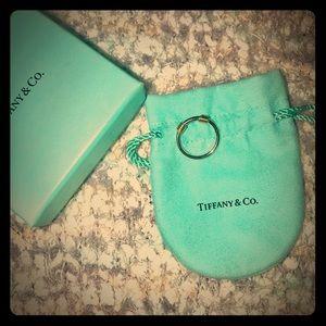 18k Tiffany & Co Ring
